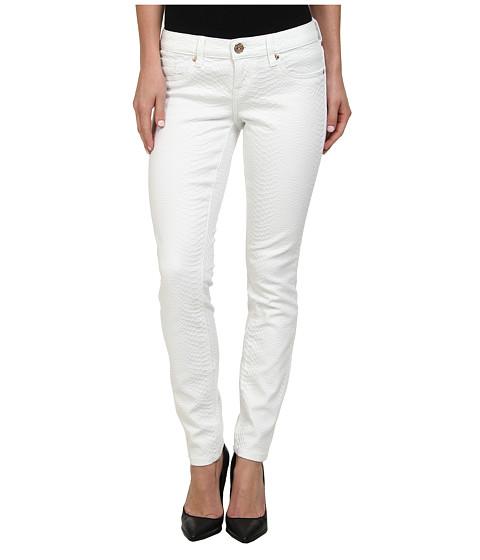 Seven7 Jeans - Jacquard Skinny in White Snake (White Snake) Women