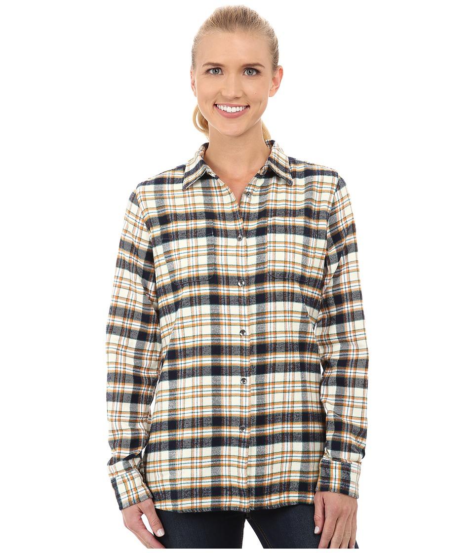 Woolrich - The Pemberton Shirt (Wool Cream) Women