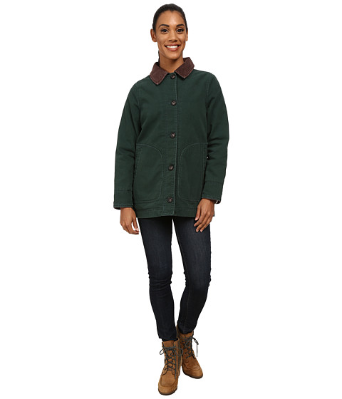 Woolrich - Dorrington Barn Jacket (Blue Fir) Women