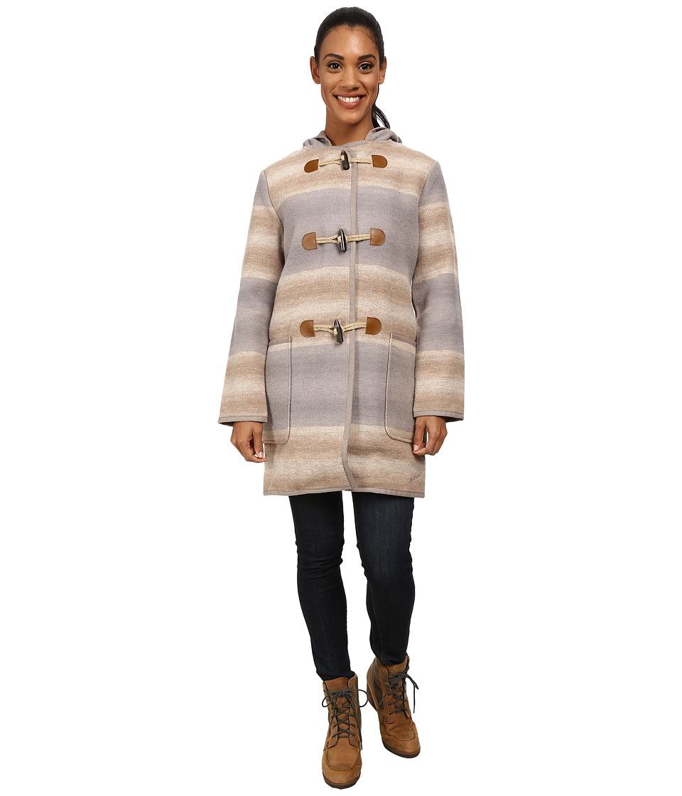 Woolrich - Richville Duffle Coat (Canyon Heather) Women
