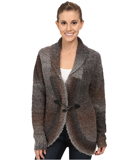 Woolrich - Roundtrip Boucle Sweater (Charcoal Space Dye) Women's Sweater