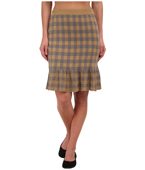 Woolrich - Seven Springs Skirt (Camel) Women's Skirt