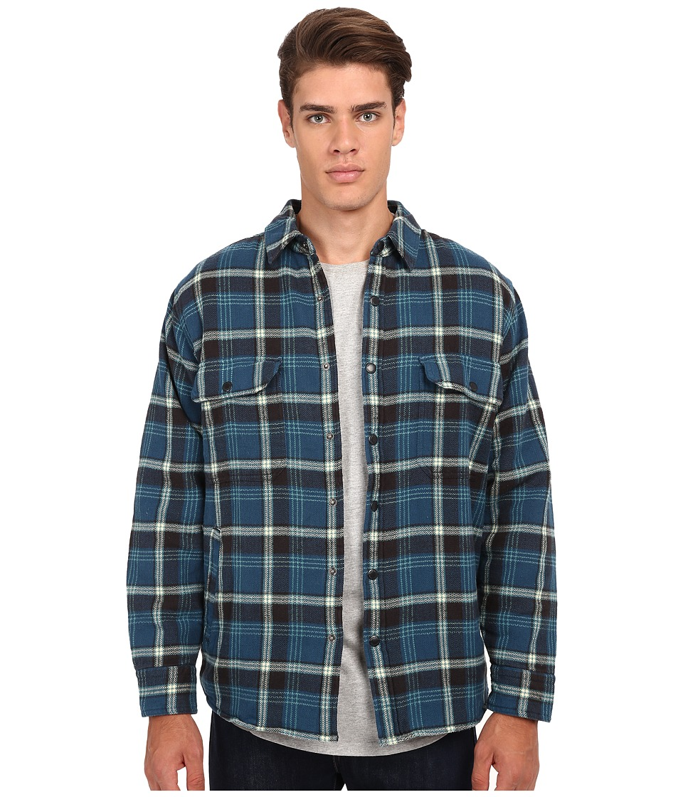 Woolrich - Oxbow Bend Shirt Jacket (Nordic Blue) Men
