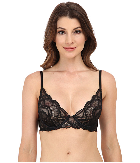 Calvin Klein Underwear - Provocative Plunge Update (Black) Women