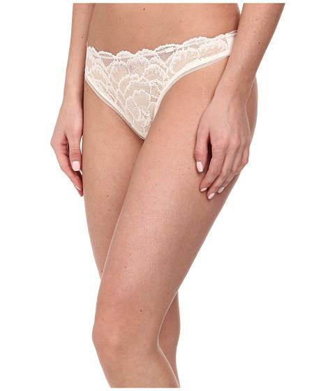 Calvin Klein Underwear - Thong QF1138 (Ivory) Women