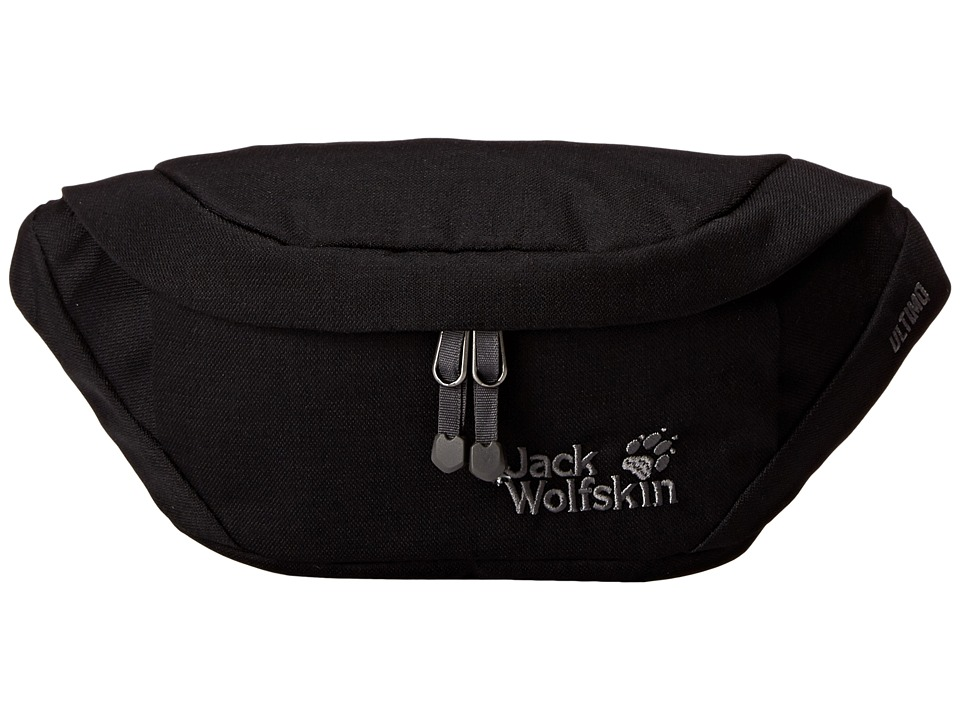 Jack Wolfskin - Ultimo (Black) Bags