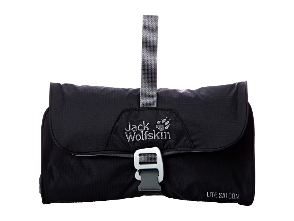 Jack Wolfskin - Lite Saloon (Black) Bags