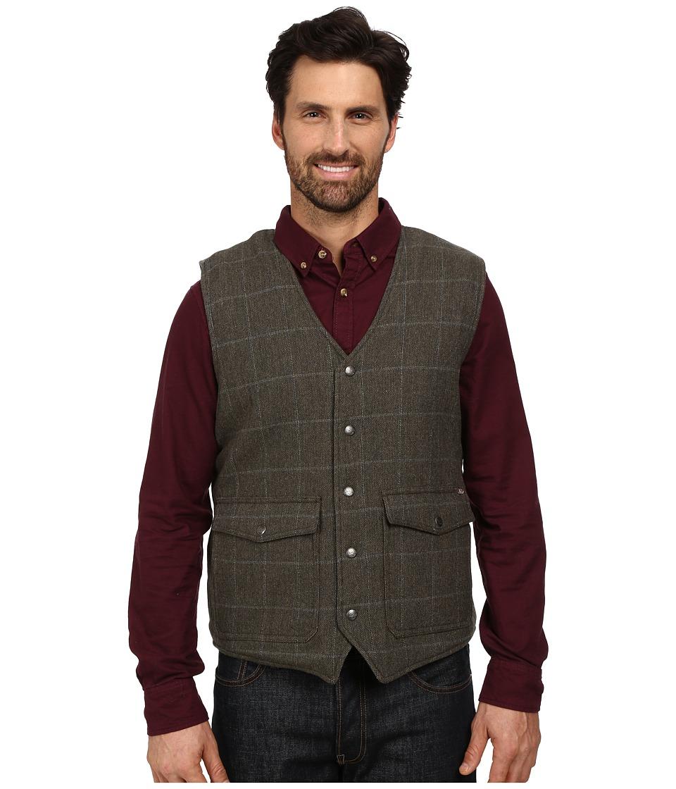 Woolrich - Teton Vest (Gray) Men's Vest