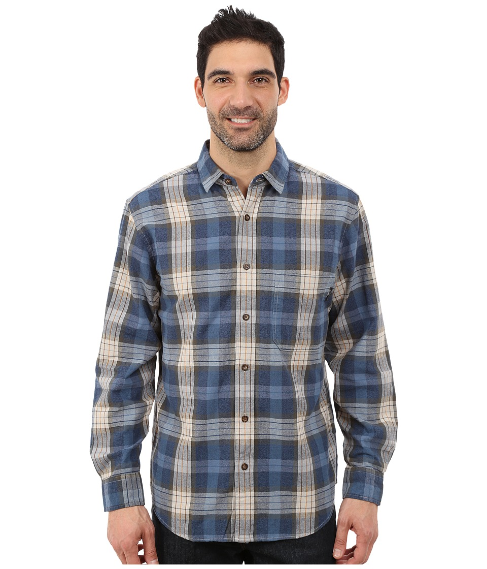 Woolrich - Rock Pass Shirt (Copen) Men's Clothing