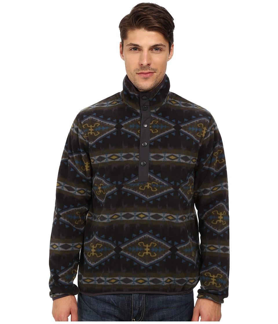 Woolrich - Trail Blazing Pullover (Coal) Men's Sweatshirt