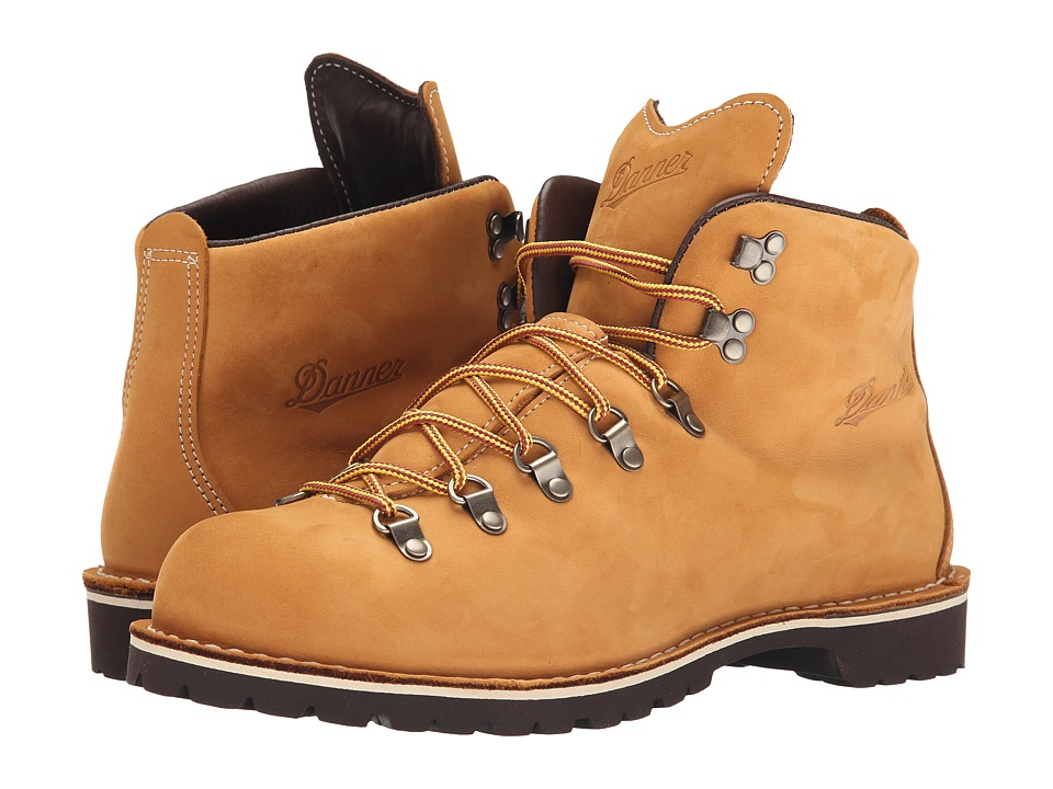 Danner - Mountain Light (Wheat) Men's Work Boots