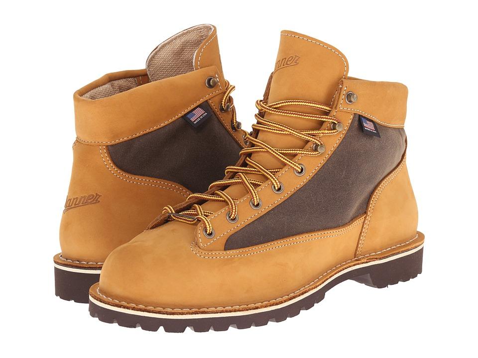 Danner - Danner Light (Waterbuck Yellow) Men's Work Boots