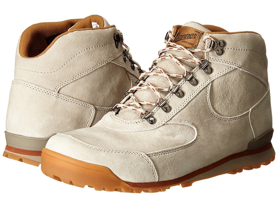 Danner - Jag (Oyster Gray) Men's Work Boots