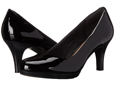 Clarks - Tempt Appeal (Black Patent) High Heels