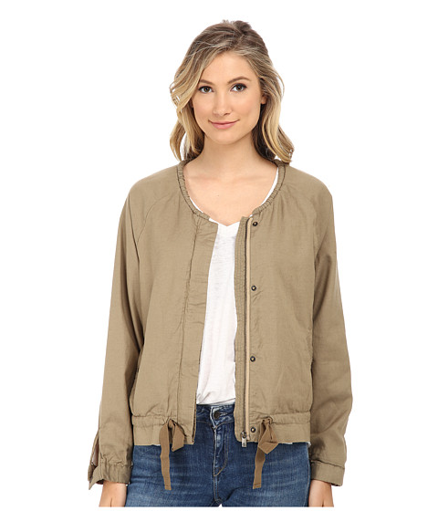Maison Scotch - Supersoft Army Jacket (Olive) Women