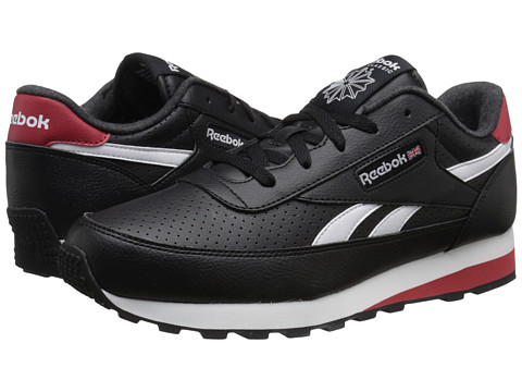 Reebok - Renaissance Pop (Black/Flash Red/White) Men