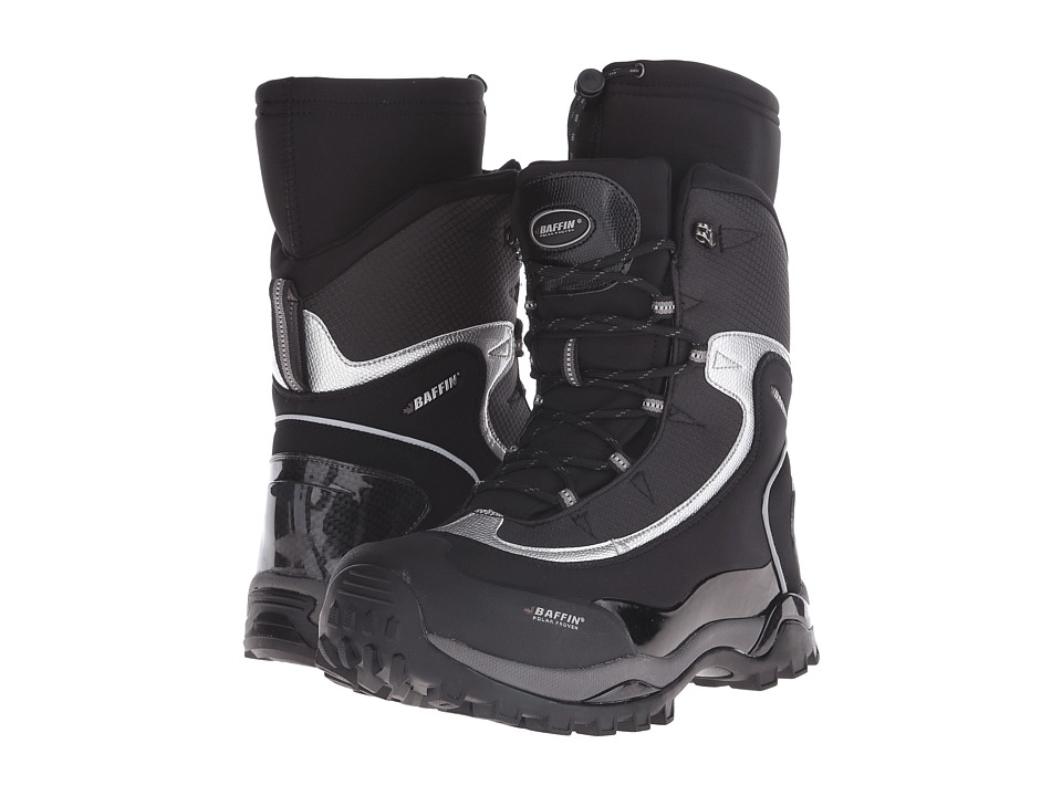 Baffin - Warrior (Black) Men's Work Boots