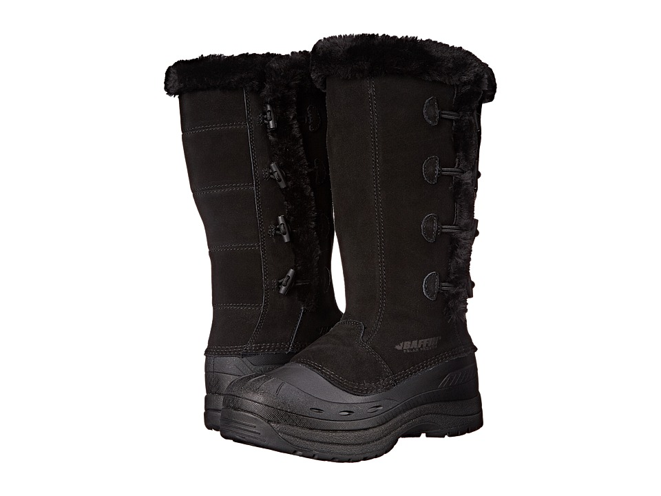 Baffin - Kiki (Black) Women's Work Boots