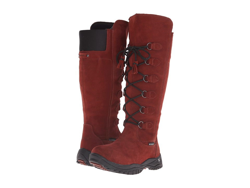 Baffin - Madeleine (Auburn) Women's Lace-up Boots