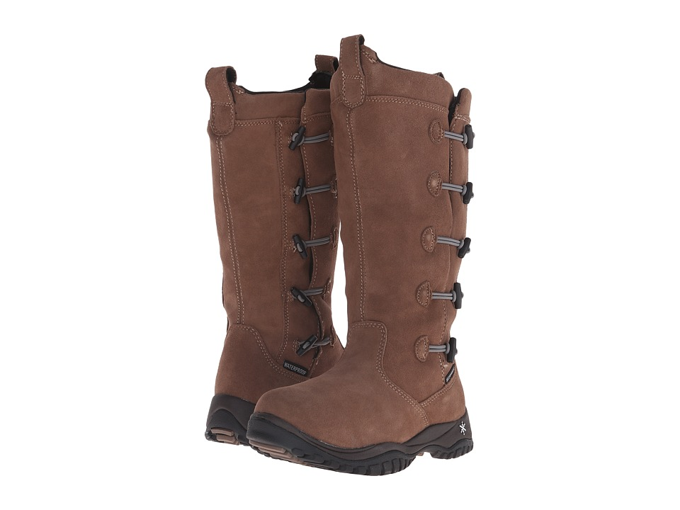 Baffin - Carla (Taupe) Women's Work Boots