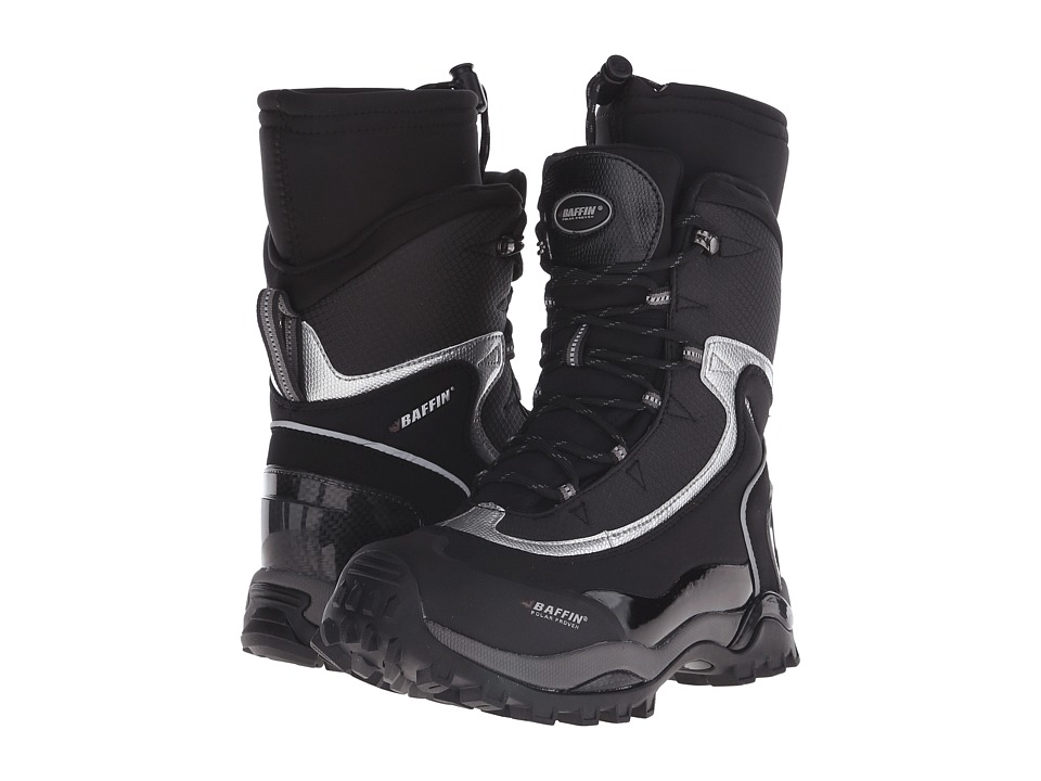 Baffin - Warrior (Black) Women's Cold Weather Boots