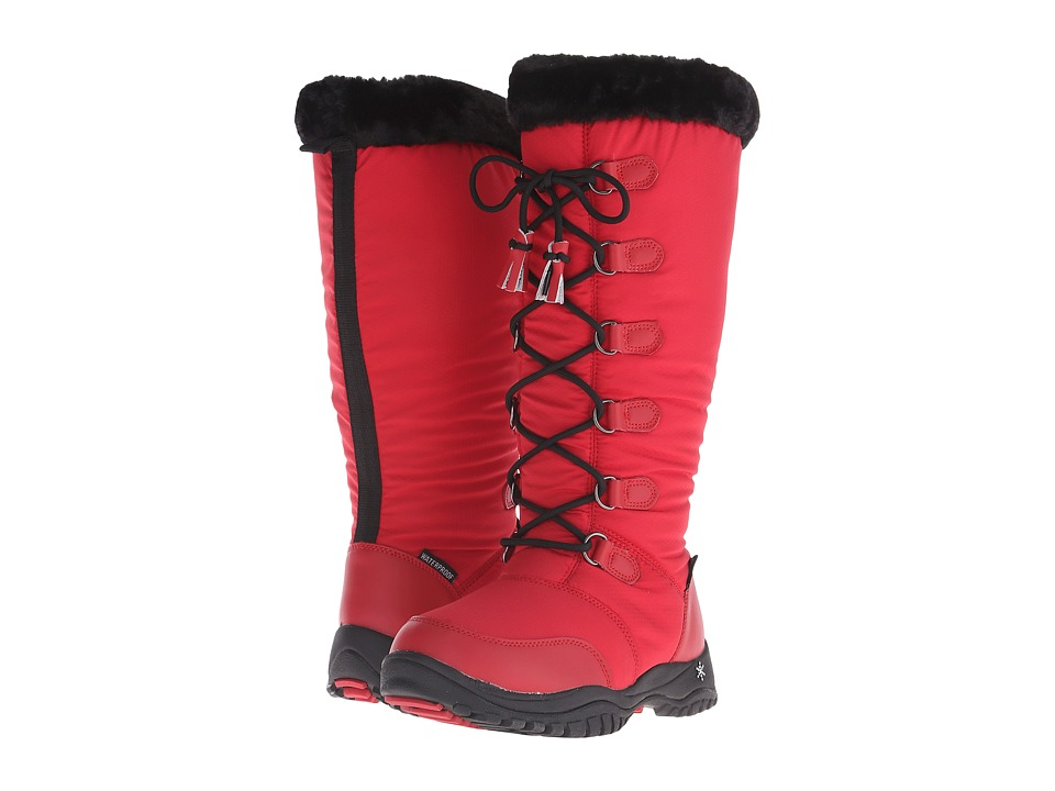 Baffin - Eska (Red) Women's Cold Weather Boots