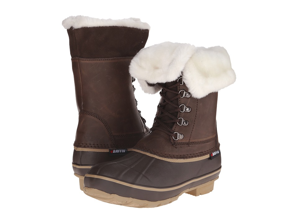 Baffin - Mink (Brown) Women's Work Boots