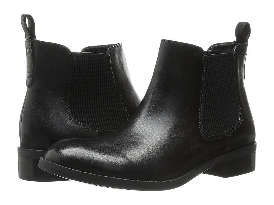 Clarks - Pita Sedona (Black Leather) Women