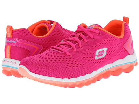 SKECHERS - Skech-Air 2.0 - Aim High (Pink/Orange) Women