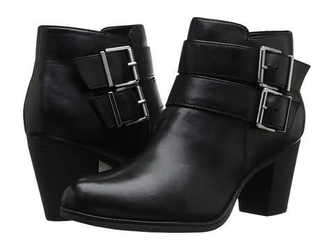 Clarks - Palma Rena (Black Leather) Women's Boots