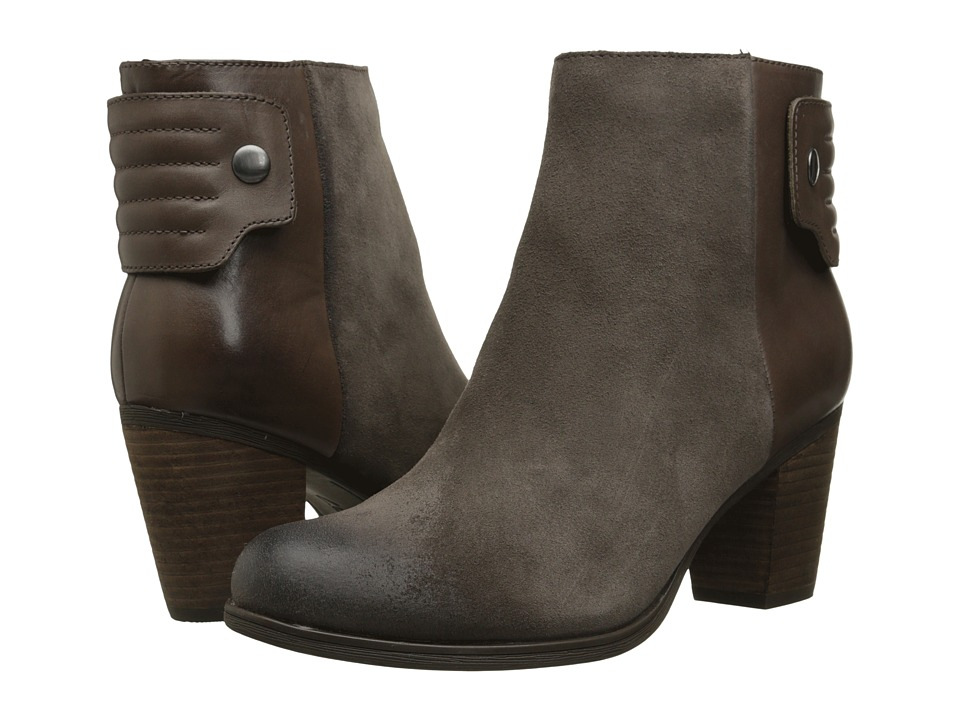 Clarks - Palma Rylie (Taupe Suede) Women's Boots