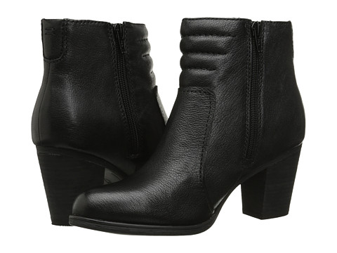 Clarks - Palma Trina (Black Leather) Women