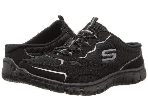 SKECHERS - Empire - The Lowdown (Black) Women's Shoes