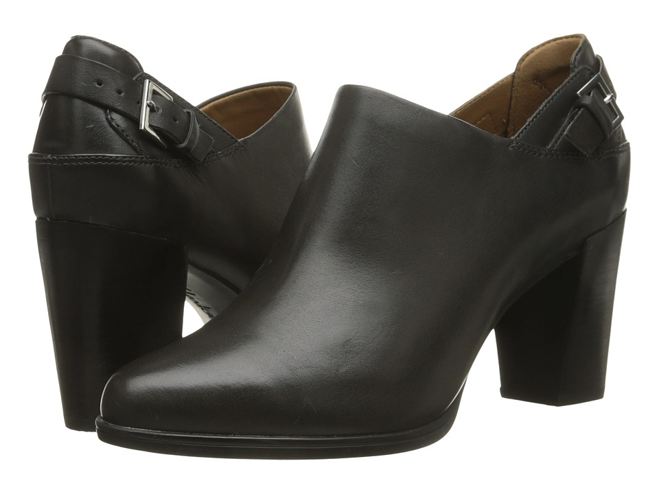 Clarks - Kadri Dylan (Dark Grey Leather) High Heels