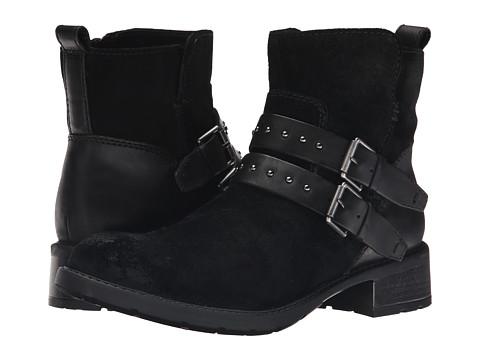 Clarks - Swansea Grove (Black Suede) Women's Zip Boots