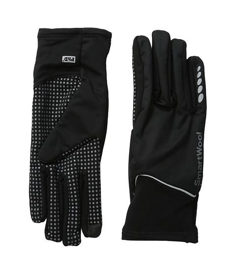 Smartwool - PhD HyFi Wind Training Glove (Black) Extreme Cold Weather Gloves