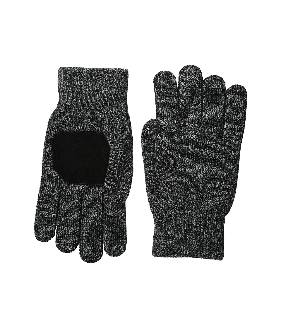 Smartwool Cozy Grip Glove (Black) Extreme Cold Weather Gloves