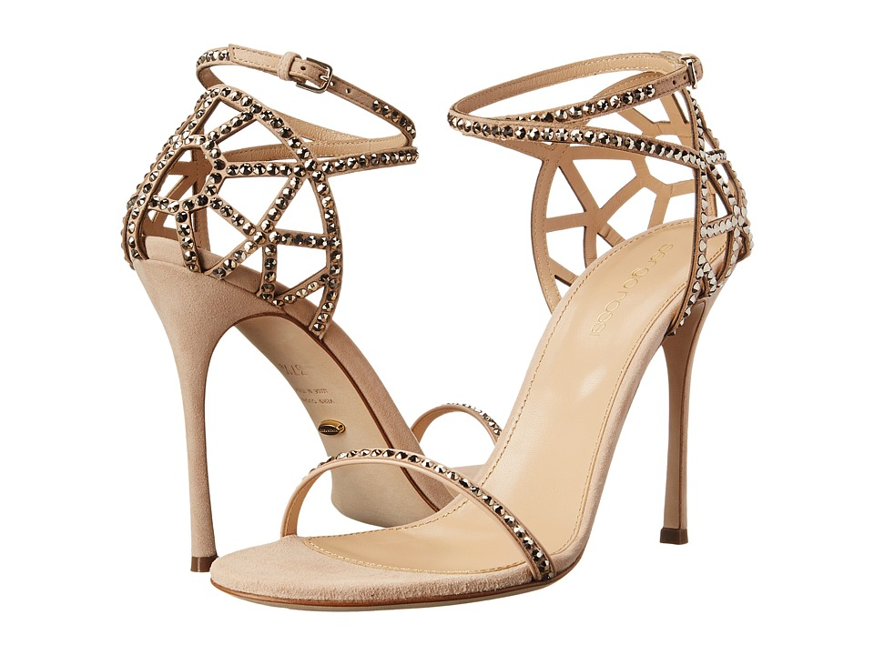 Sergio Rossi - Puzzle Basic (Var. New Nude) High Heels