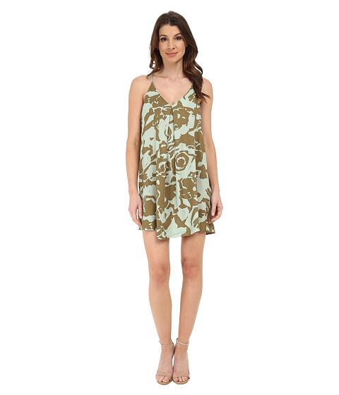 Michael Stars - Mod Floral Cami Dress (Caper) Women