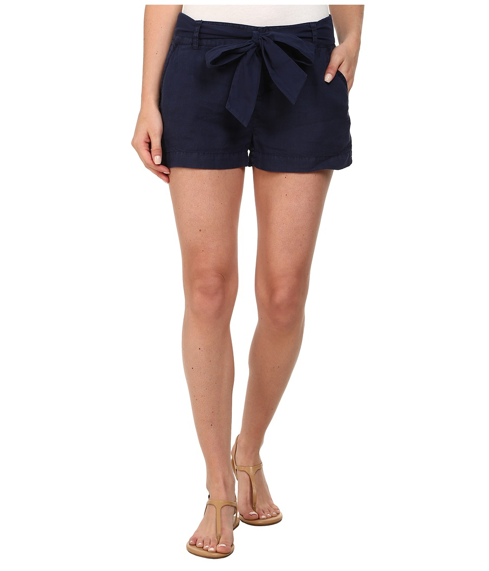 Michael Stars - Linen Shorts (Passport) Women