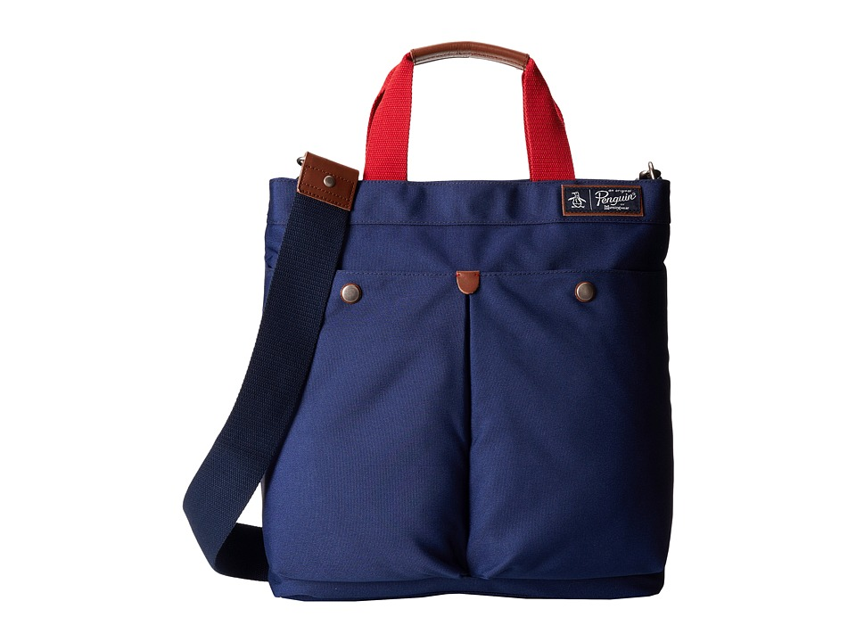 Original Penguin - Tote Bag (Dress Blues) Tote Handbags