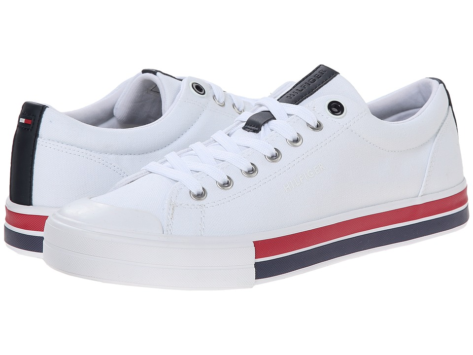 Tommy Hilfiger - Reno (White) Men's Shoes