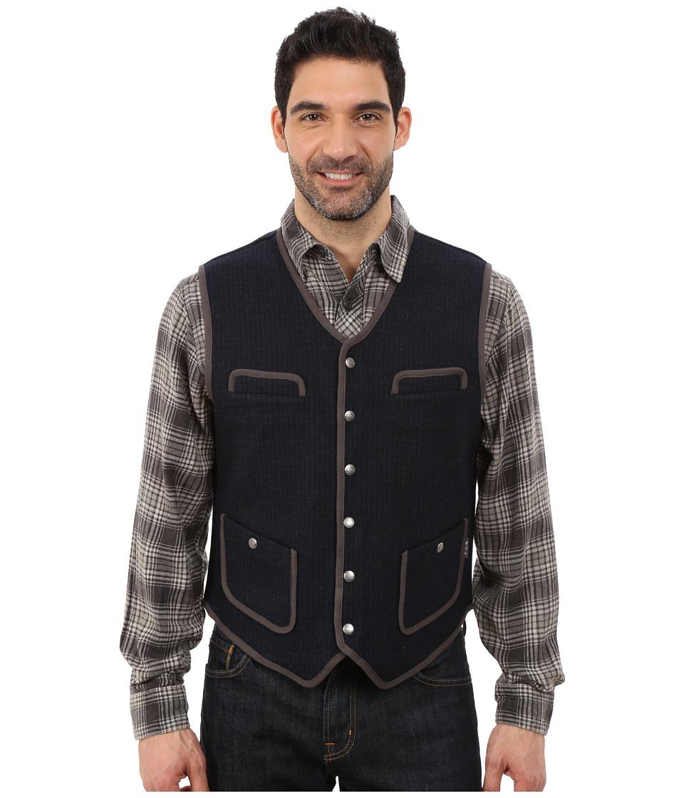 Woolrich - Utility 12 Vest (Deep Indigo) Men's Vest