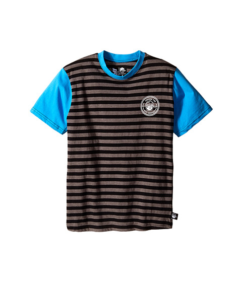 Neff Kids - Daily Tee (Big Kids) (Charcoal) Boy