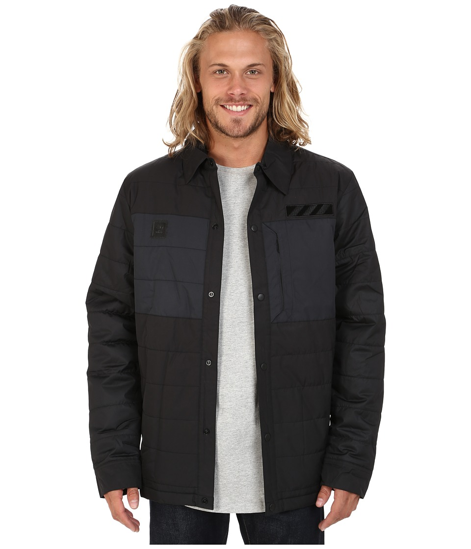 adidas Skateboarding - Padded Jacket 2.0 (Black/Carbon) Men's Coat