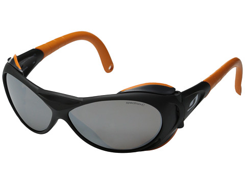 Julbo Eyewear - Explorer XL (Black/Orange) Sport Sunglasses