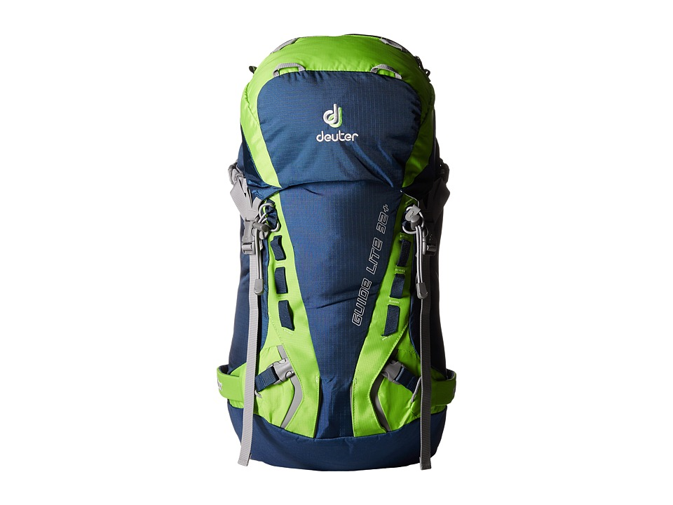 Deuter - Guide Lite 32+ (Midnight/Kiwi) Backpack Bags
