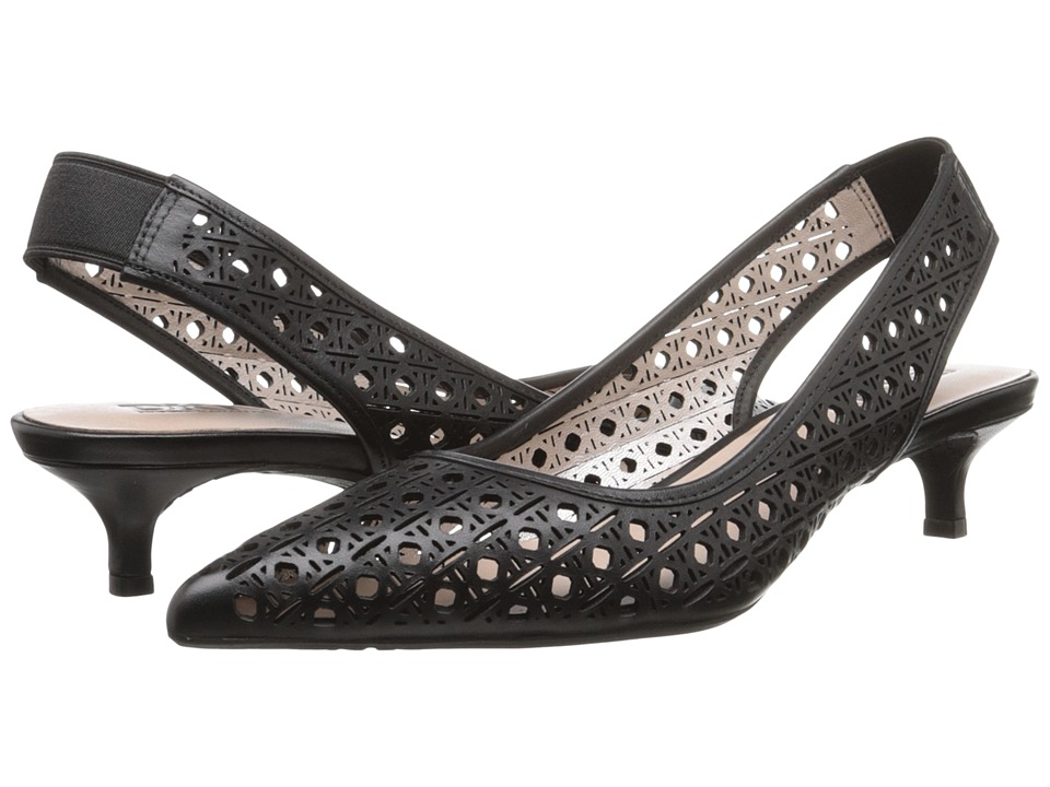 DKNY - Kayla - Slingback Pump (Black) Women