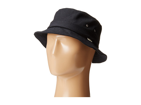 HUF - Huf Canvas Bucket (Black) Bucket Caps
