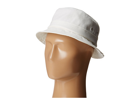 HUF - Huf Canvas Bucket (White) Bucket Caps